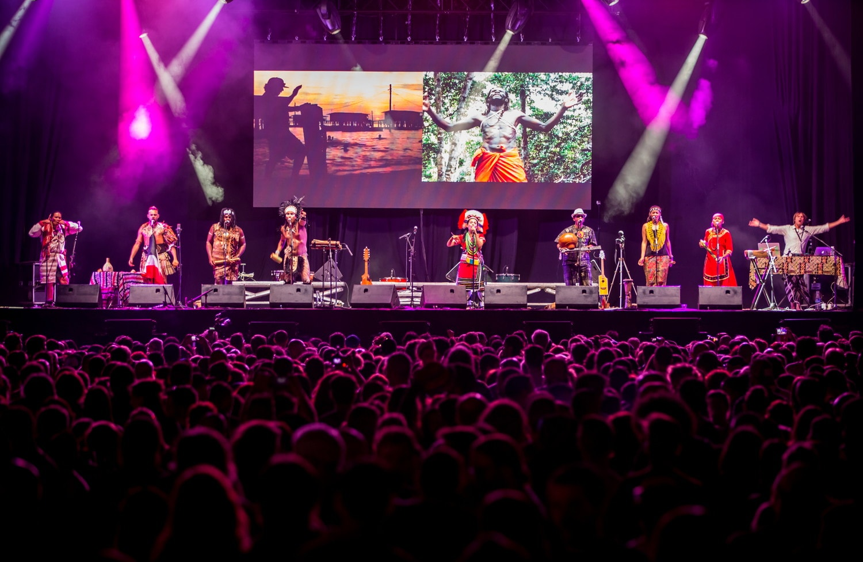 「Etnosur Festival2018」_@スペイン