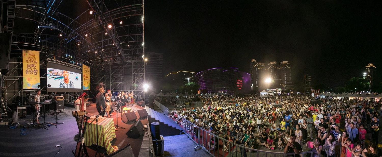 「Taoyuan international Music Festival 2018」@台湾_01